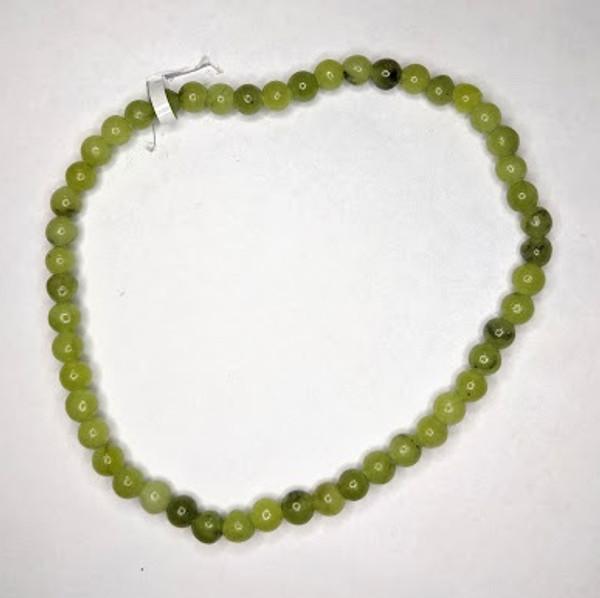 Chinese Jade 4mm