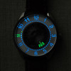 Xeric Cypher Automatic Tritium Silver Green Limited Edition (CYP-1212-06L)