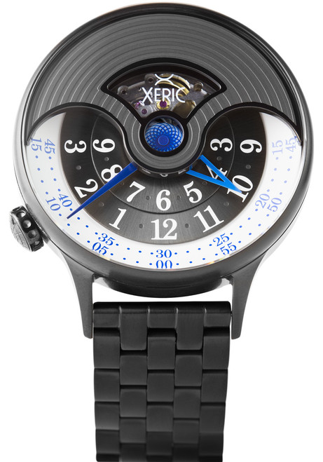 Xeric Evergraph Automatic SS Limited Edition Gunmetal (EGA-3014-SS)