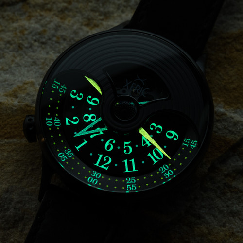 Evergraph Automatic SS Limited Edition Black (EGA-3017-SS)