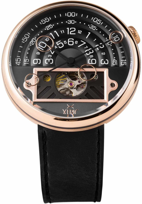 Halograph II Automatic Limited Edition Rose Gold (HGA-4432-03L)