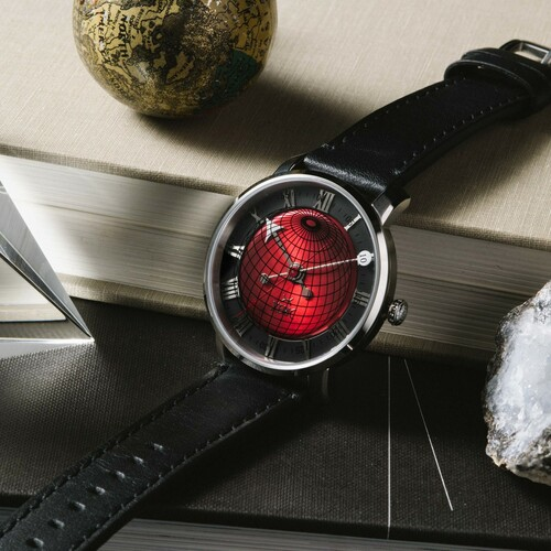 Atlasphere Automatic Red (ASA-1183-03L)