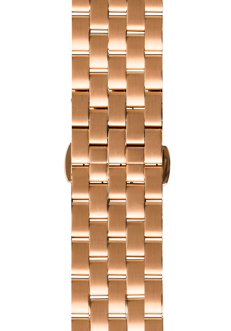 Xeric 22mm Rose Gold Stainless Steel Strap (XRC-BRSS-22-RGRG)