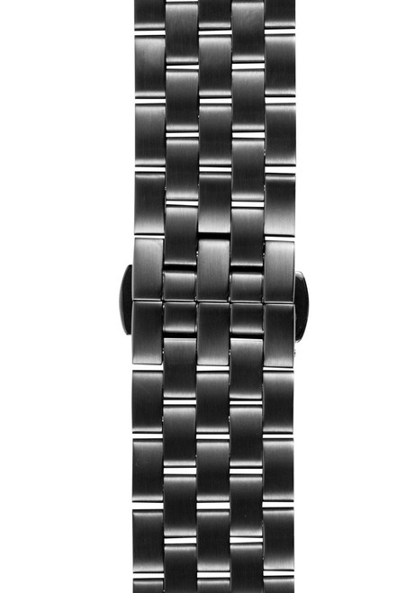 Xeric 22mm Gunmetal Stainless Steel Strap (XRC-BRSS-22-GNGN)