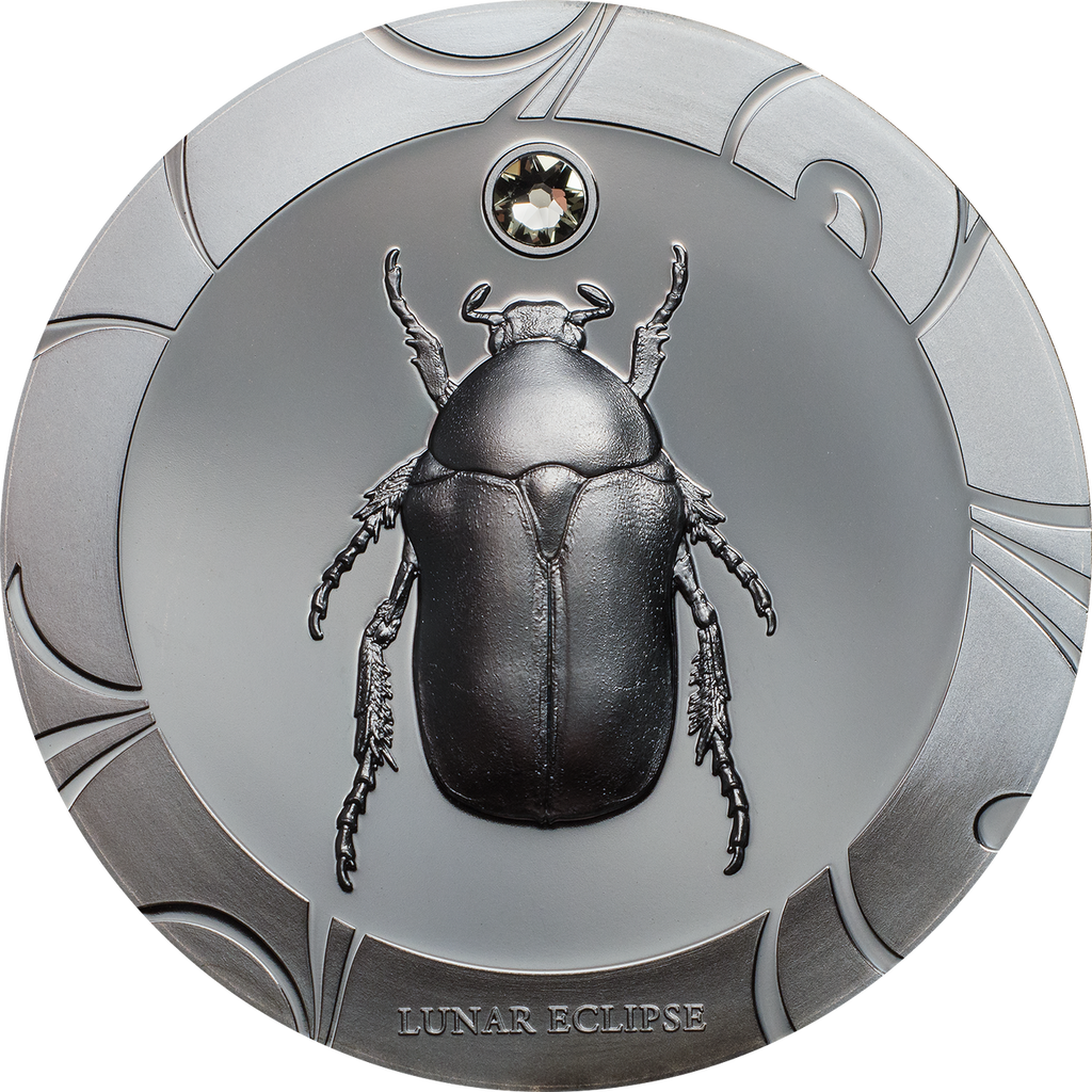 2017 SCARAB SELECTION Set (2nd Edition) 3x1 Oz Silver Coin 5$ Cook Islands