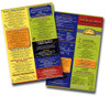 Waterproof menus with bright colors for your restaurant