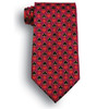 Casino Uniform Tie | Full House Maroon
