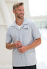 4282 Pincord Service Shirt for Spa and Housekeeping