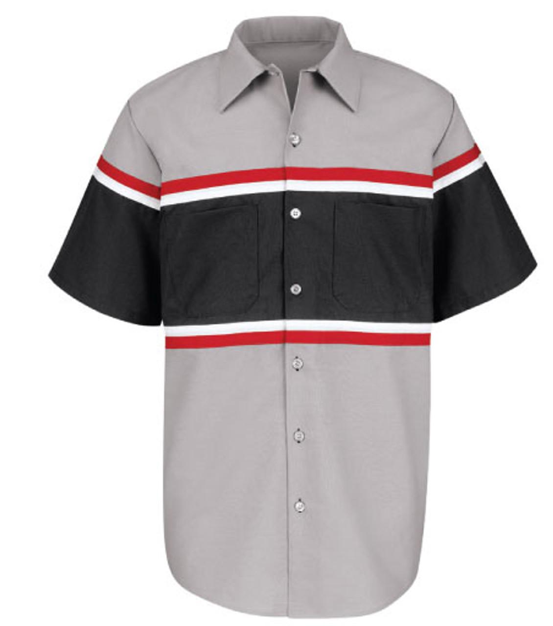 Technician shirt for any auto store