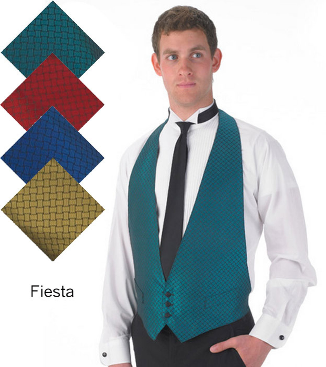 Available in many colors and patterns