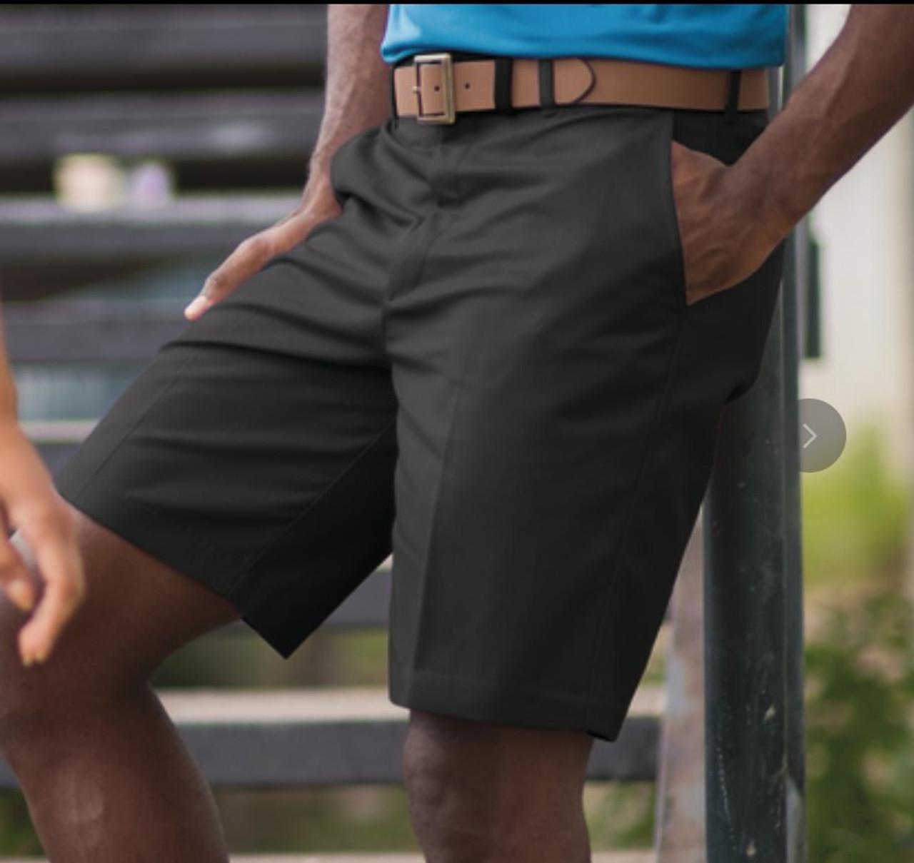 2460 Black Men's Shorts