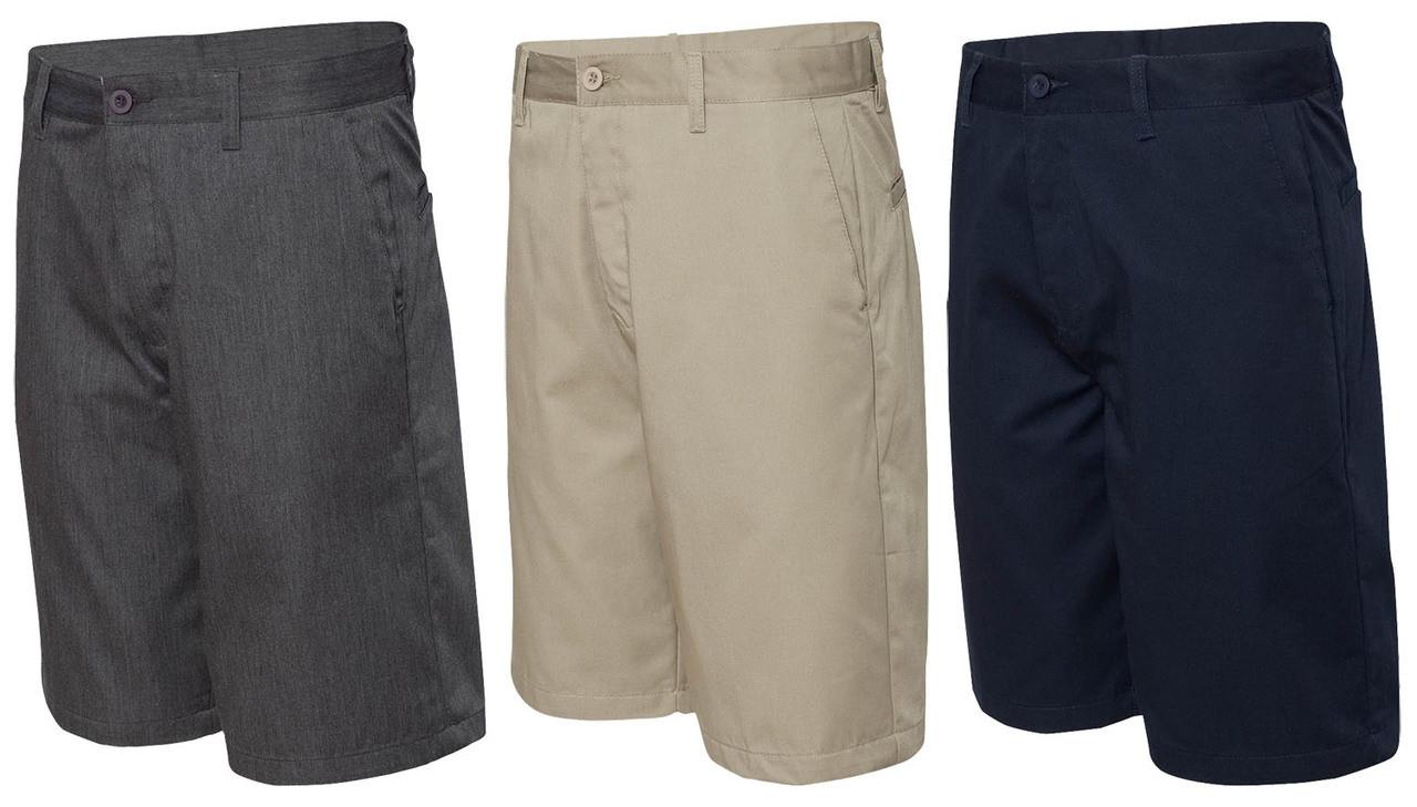 Cell Phone Pocket Uniform Shorts|Burnside - Chino Short