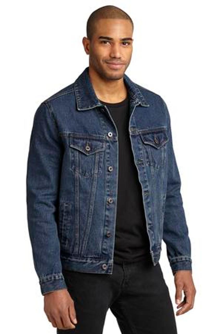 Stylish denim jacket