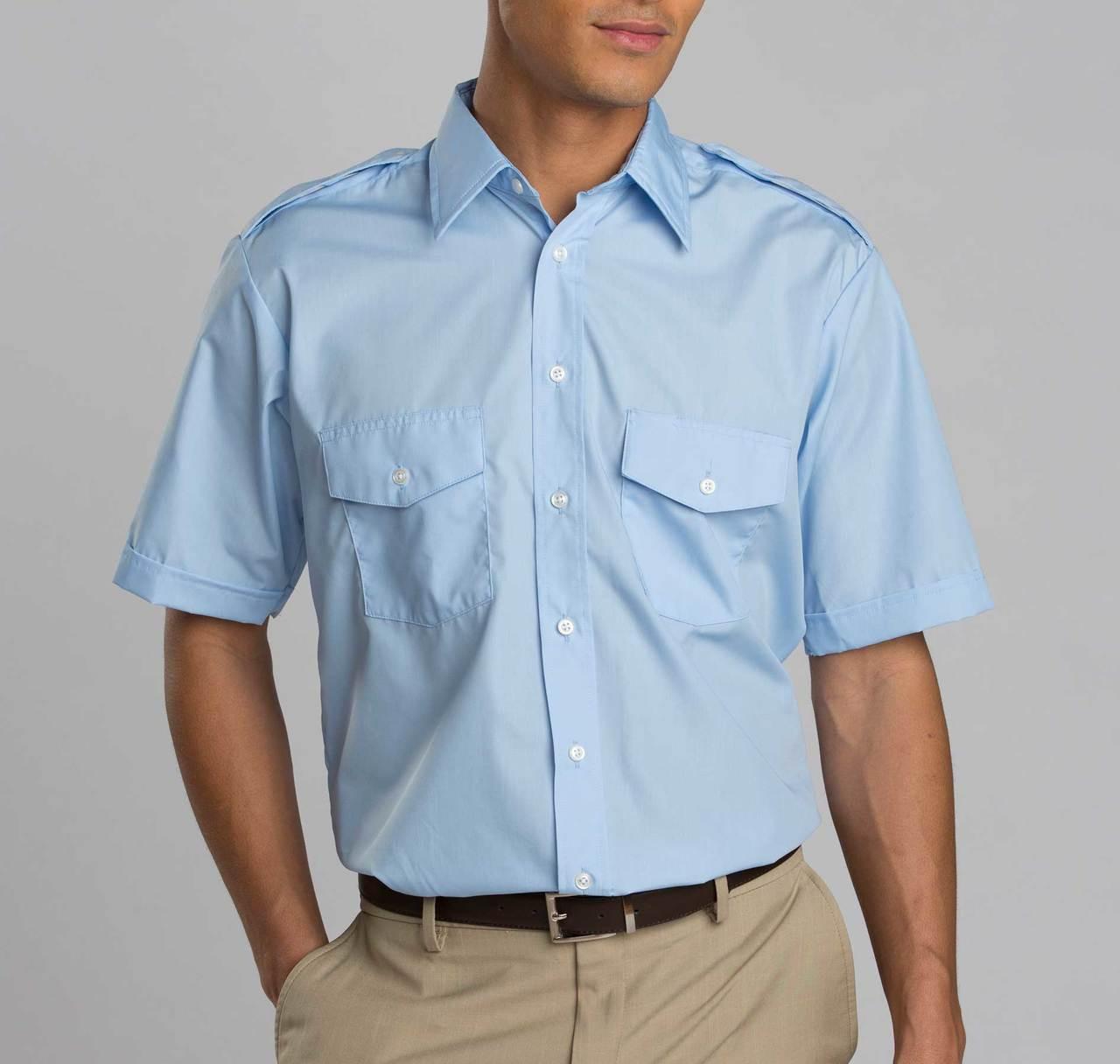 Men's Short Sleeve Navigator Shirt