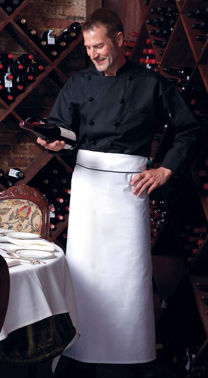 Elegant appearance chef coat