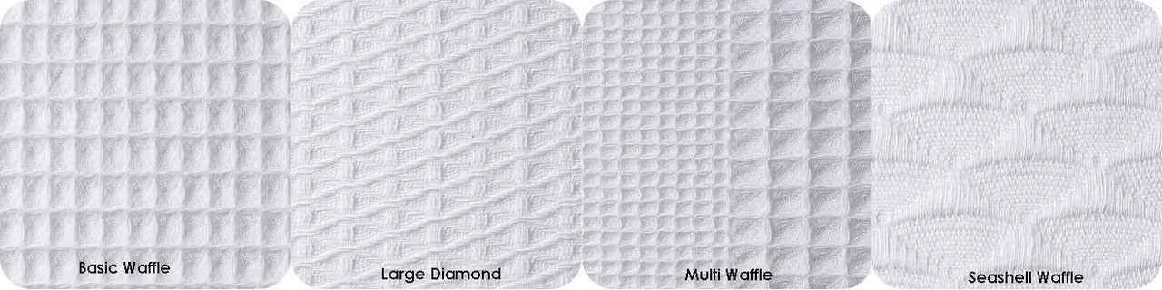 Different fabric variations available