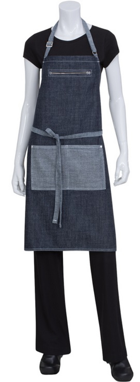 Full bib apron