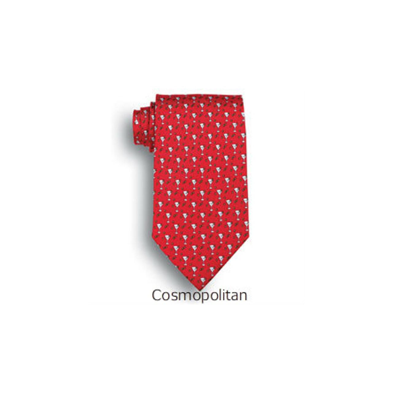 Cosmopolitan Tie