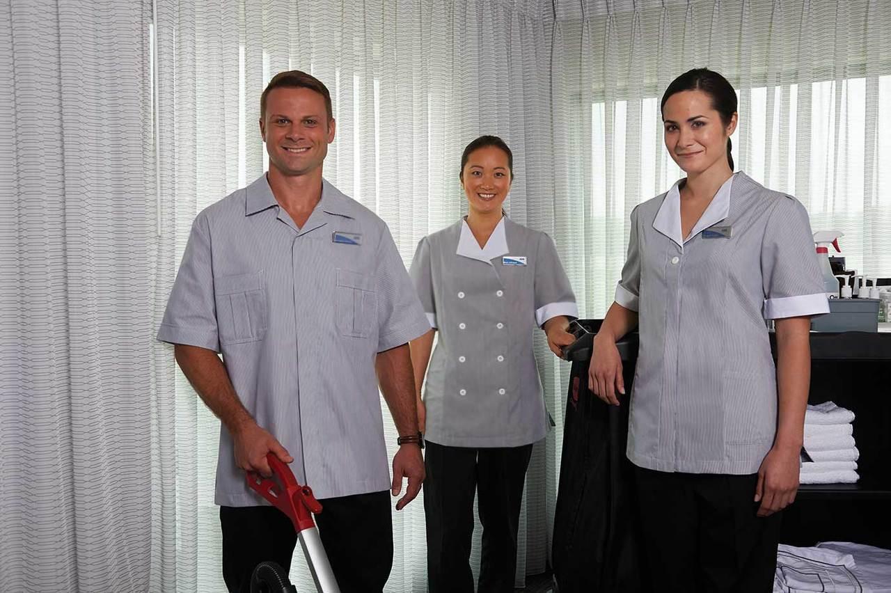 4278 Men's Housekeeping Shirt
