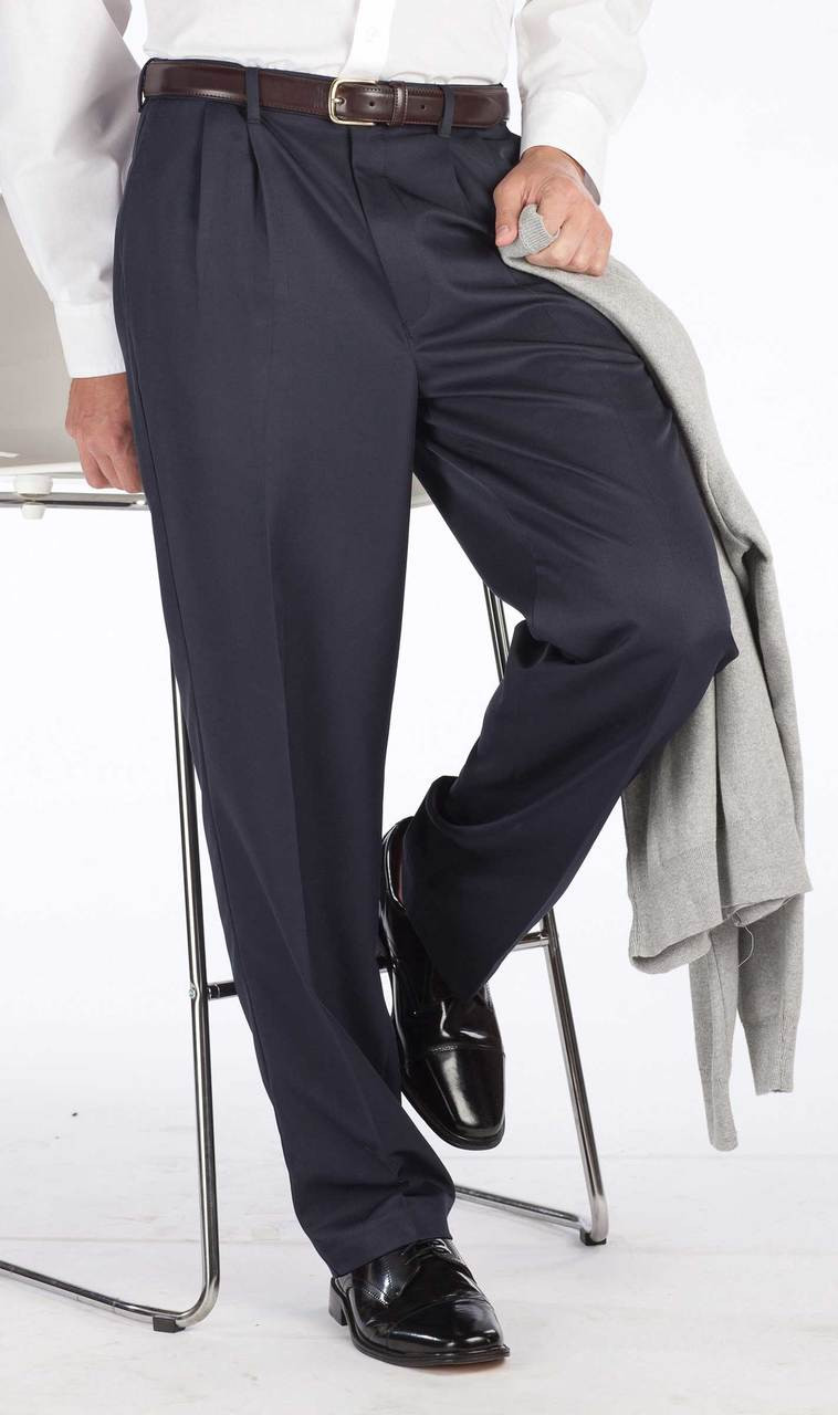 Microfiber Dress Pants