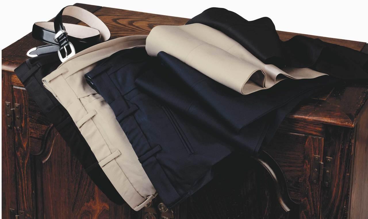 Microfiber Dress Pants 2674