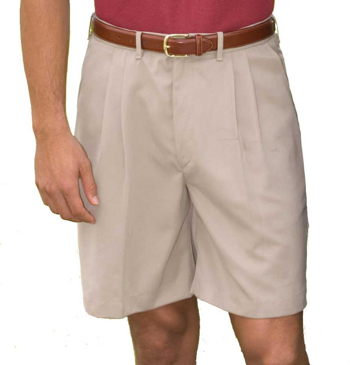 Microfiber Uniform Shorts