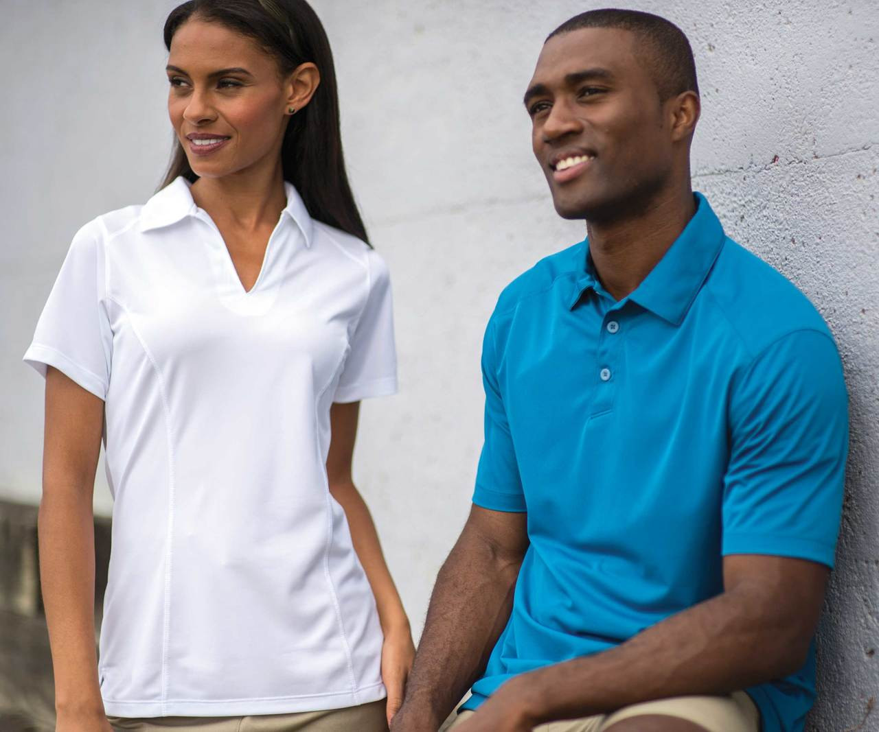Great Employee Polo for hot weather