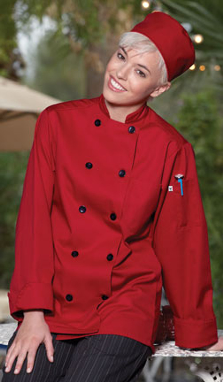 Inexpensive and cute chef coat