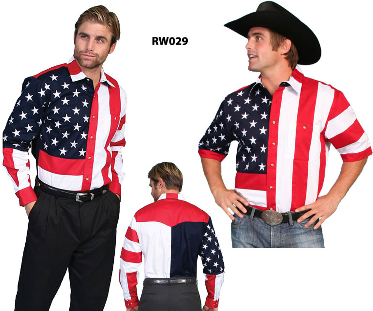 Patriotic shirts for your Fourth of July events!