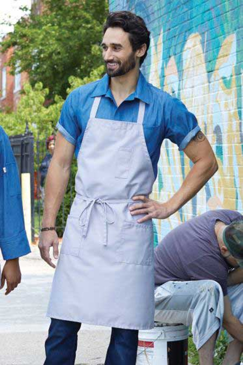 Bib Apron. Great for Restaurant bussers..