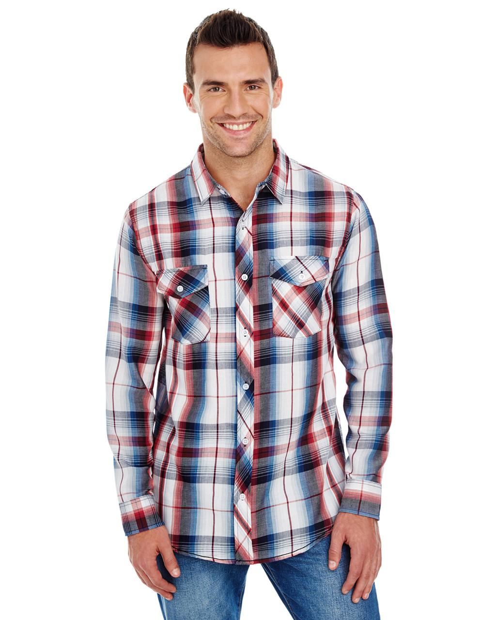 Burnside Plaid Shirt