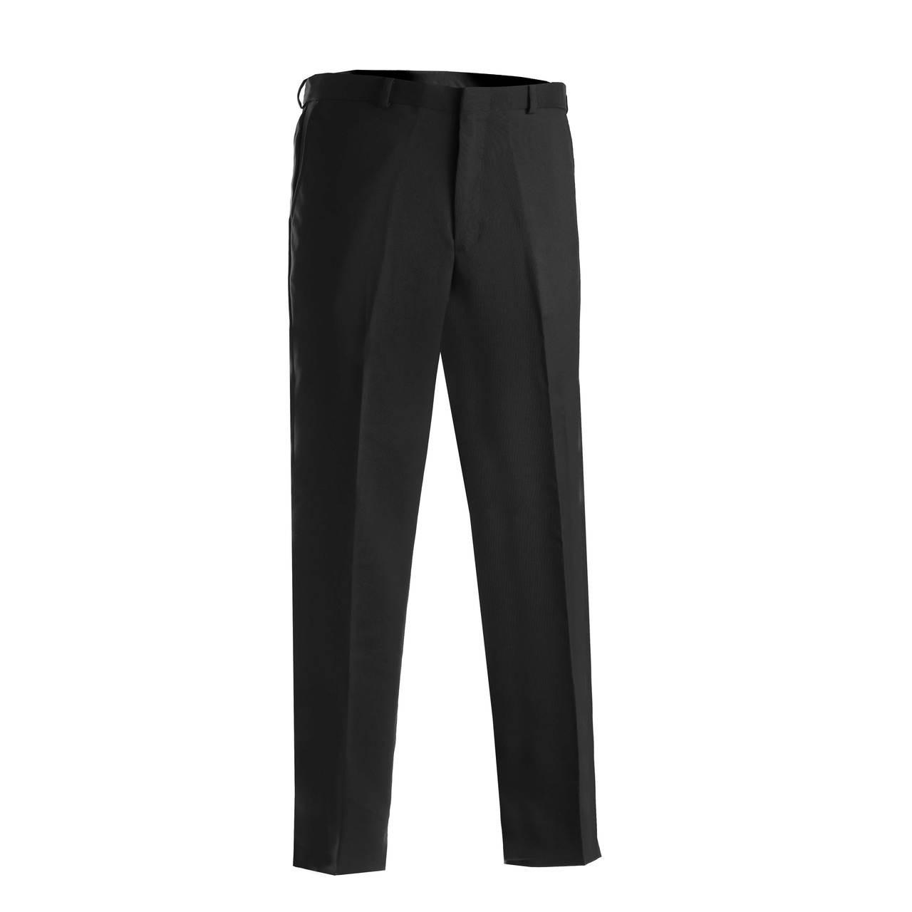 Men's 100% Polyester Suit Pants