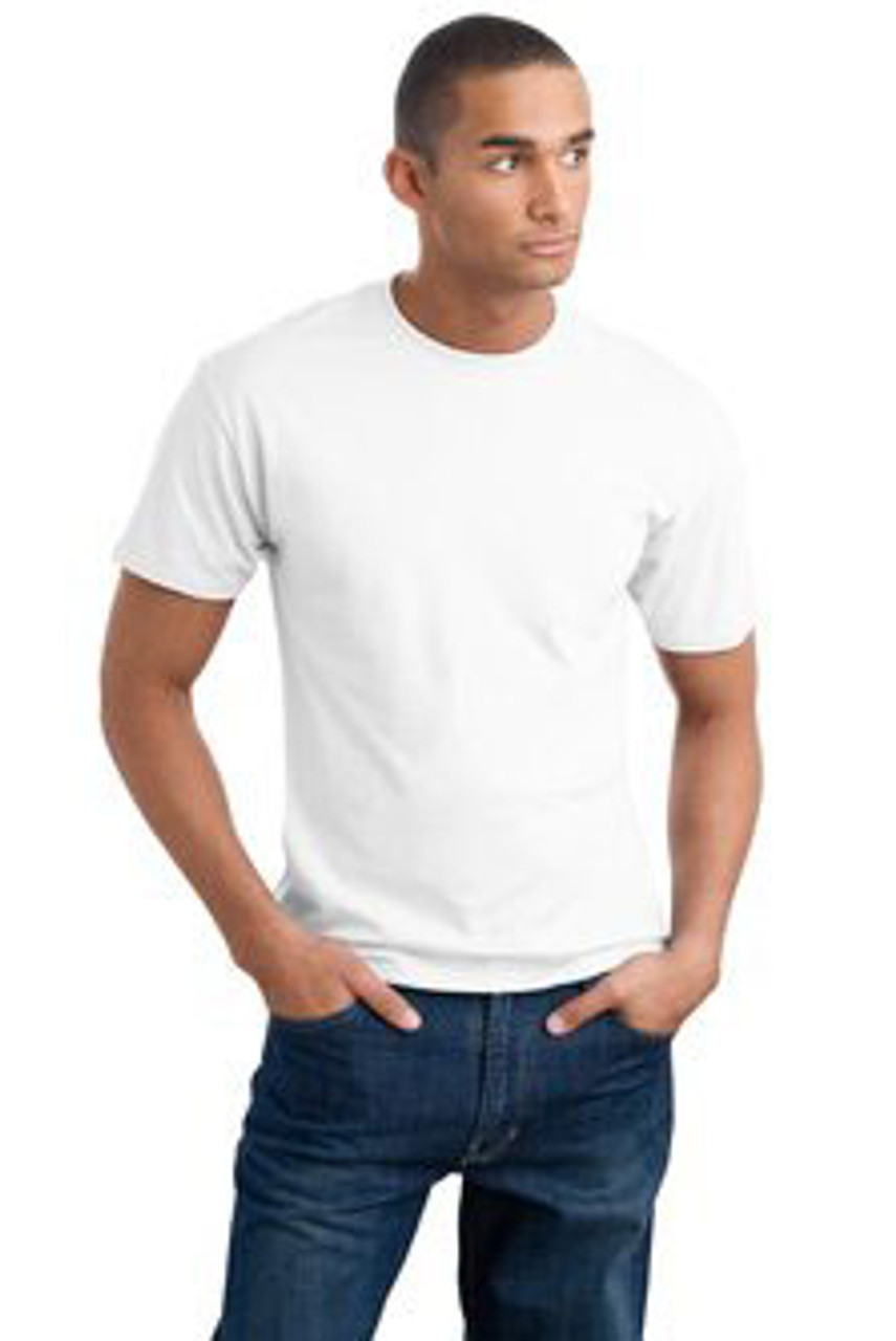 Basic Cotton t-shirt is ready for your custom logos