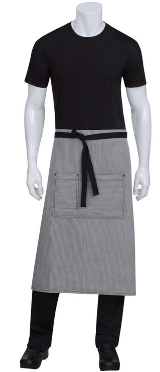 Bistro style apron