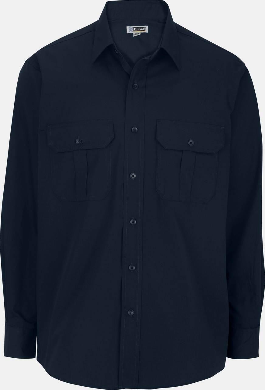Roll Sleeve Uniform Shirt