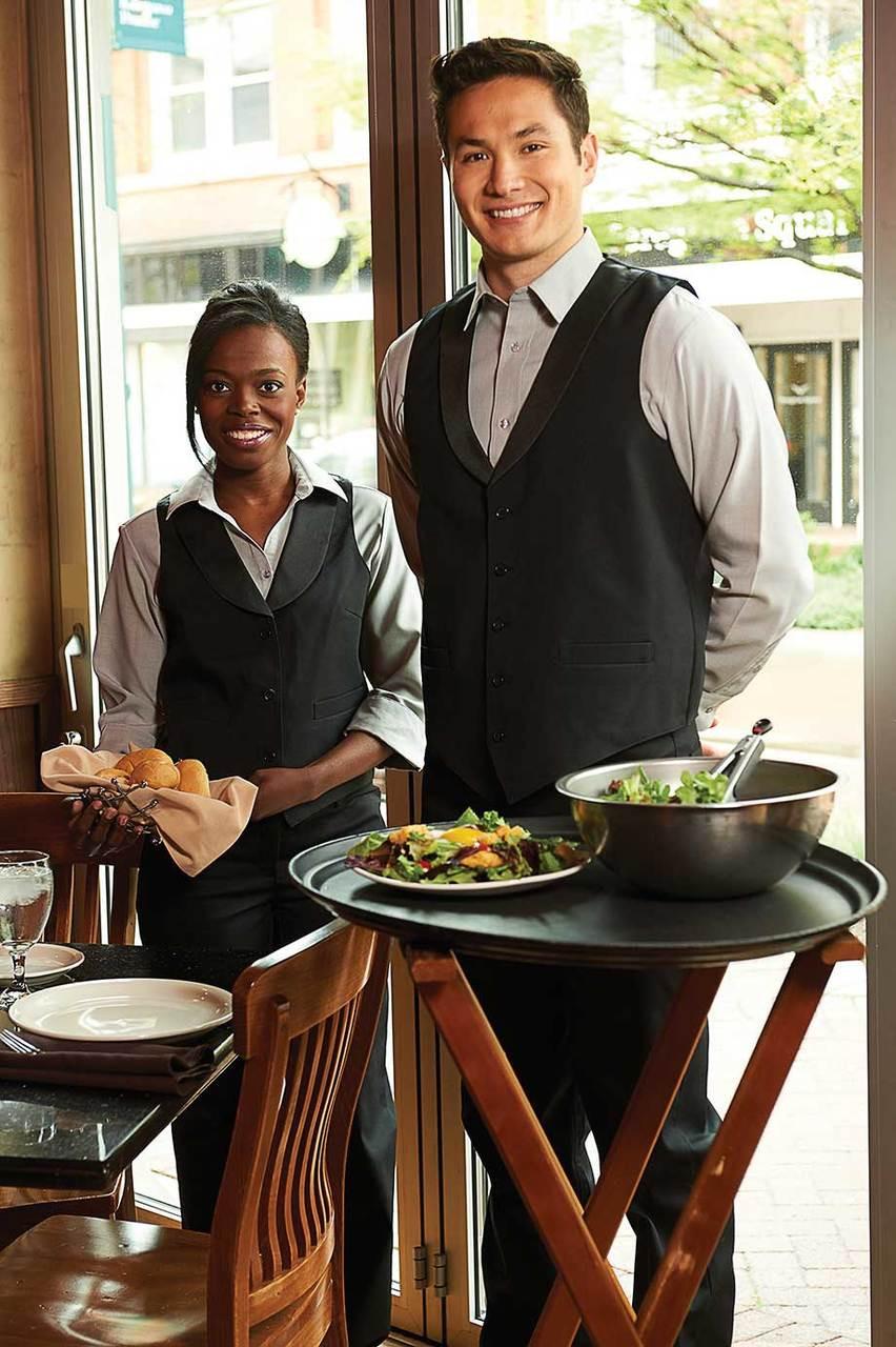 Banquet Server Vest
