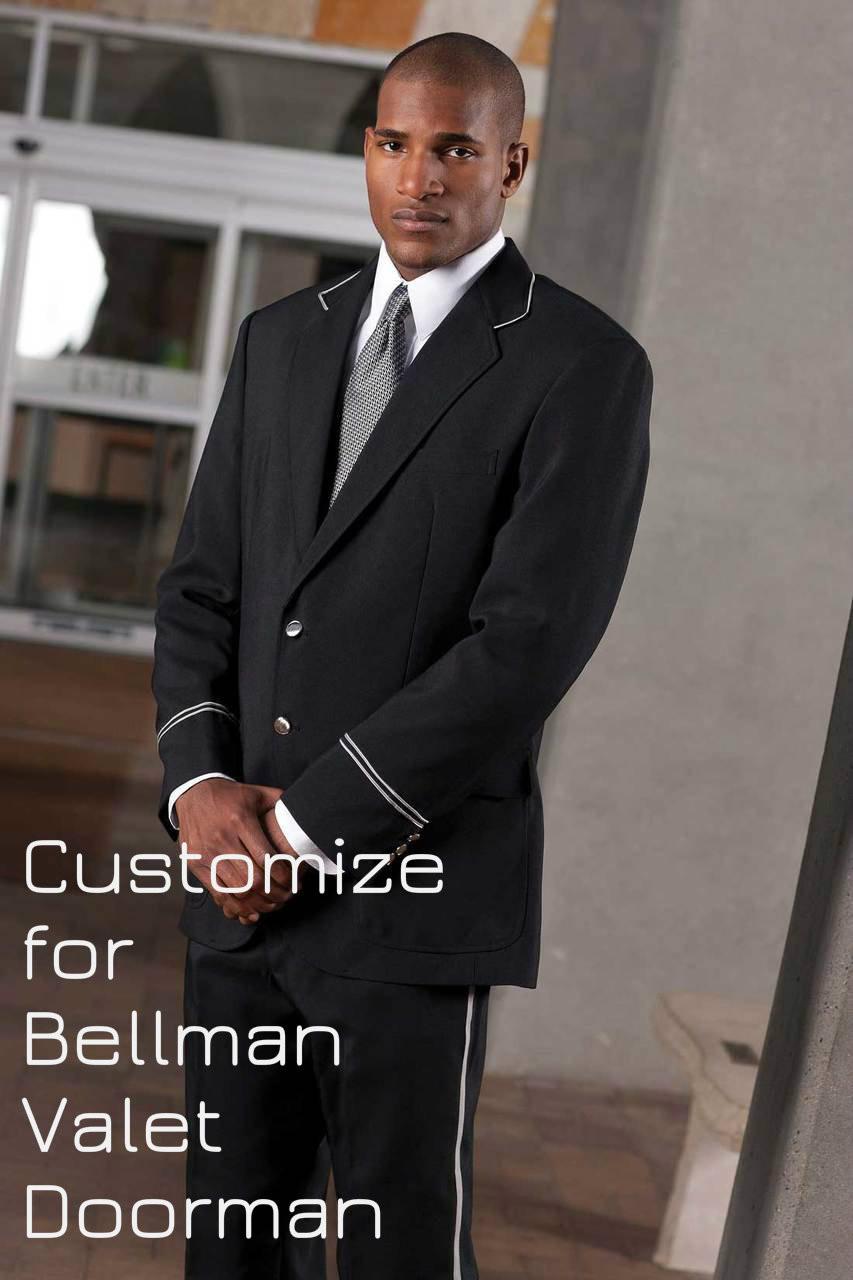 Men's Polyester Blazer