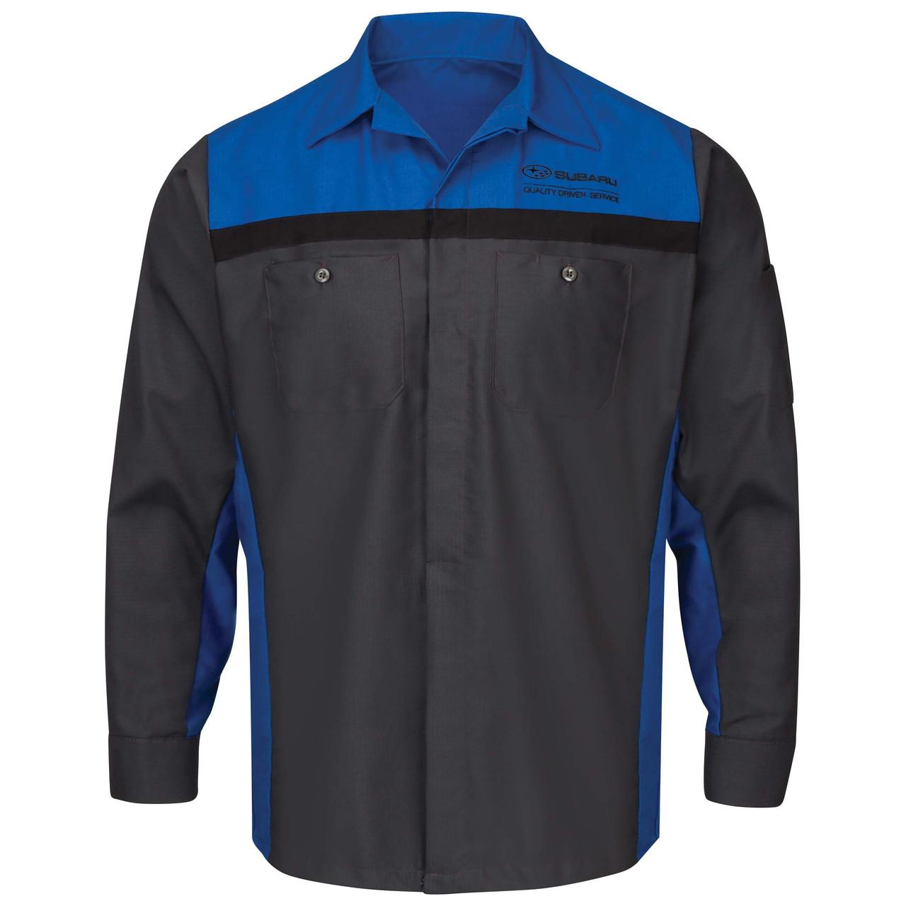 Subaru automotive tech shirt by Red Kap