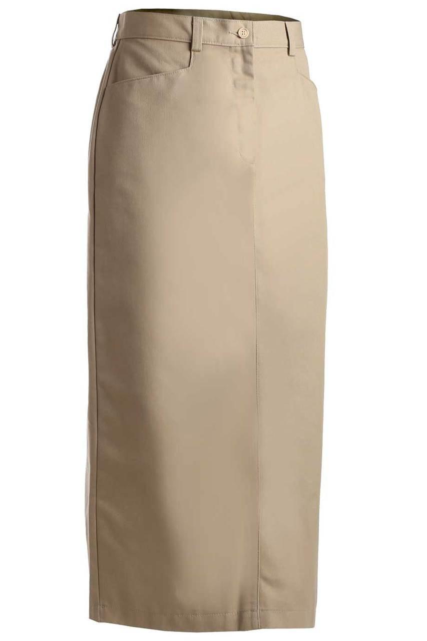 Uniform Skirt in 2 Lengths CLOSEOUT No Returns