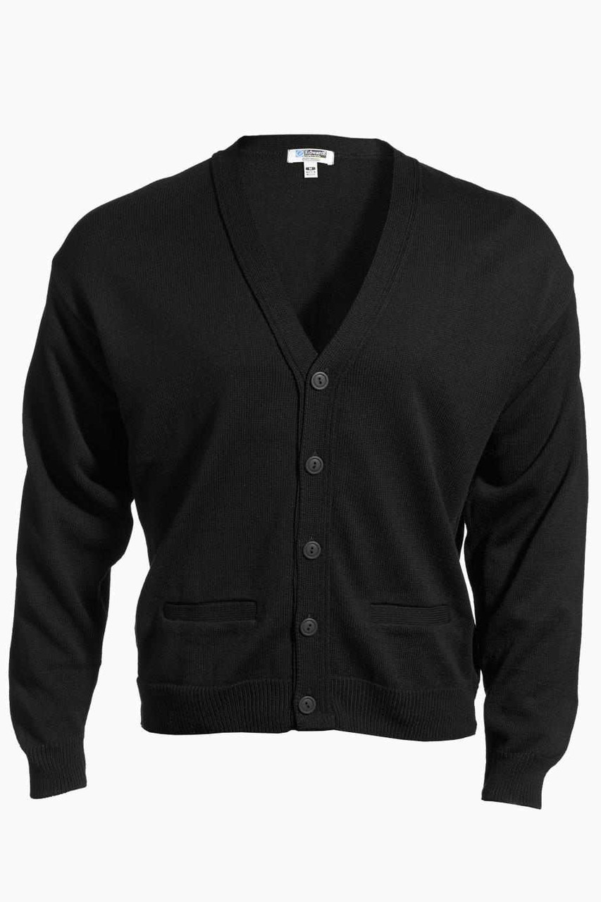 Mens Cardigan With Pockets