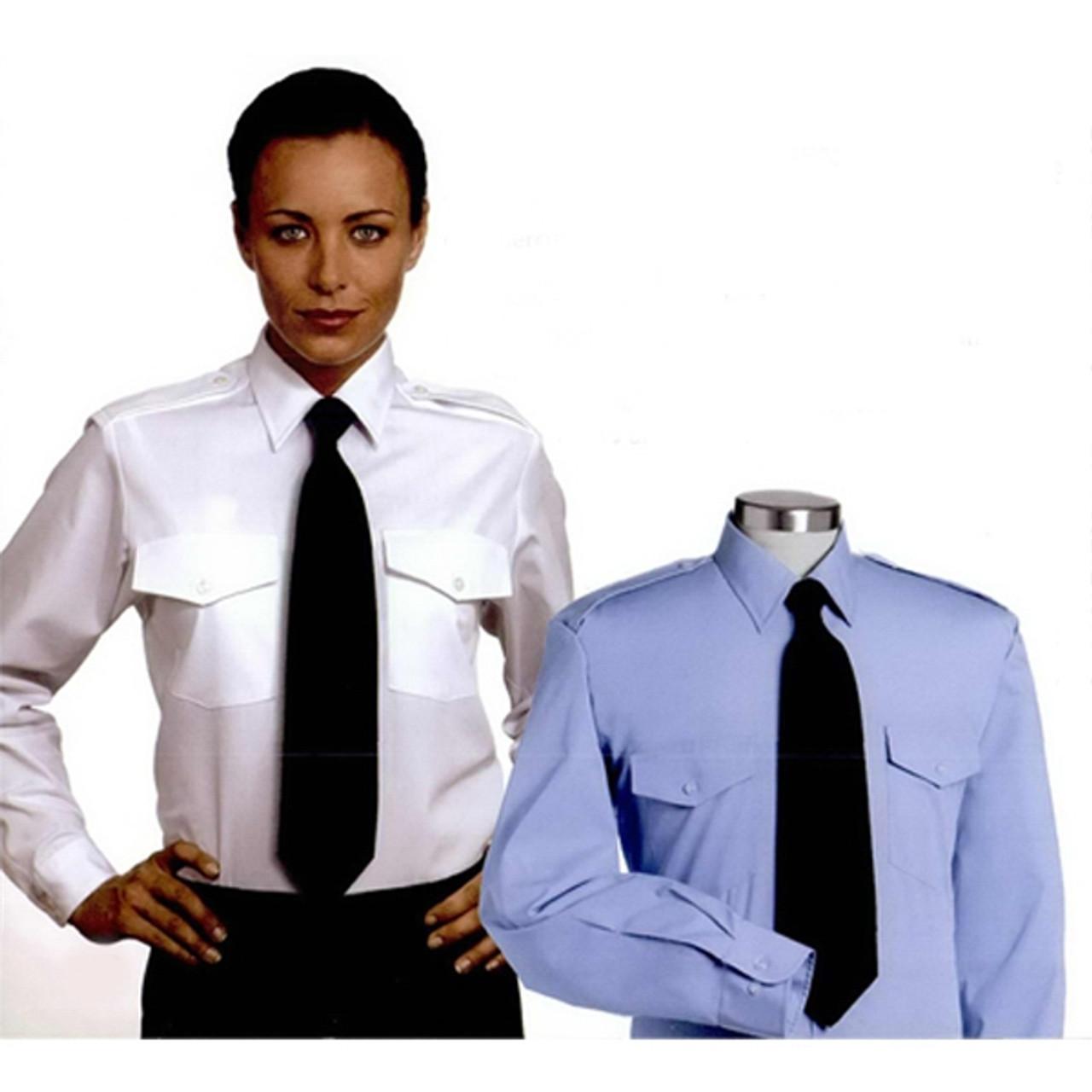 Aviation uniform shirt
