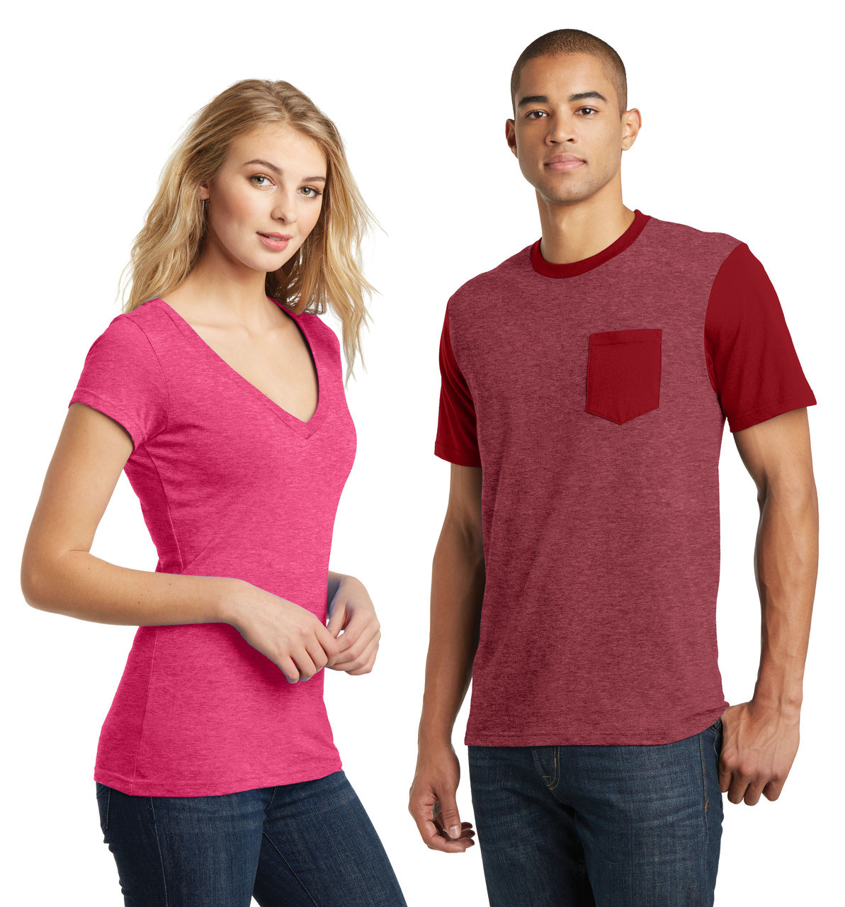 WaitStaff Tee Shirt by District Threads