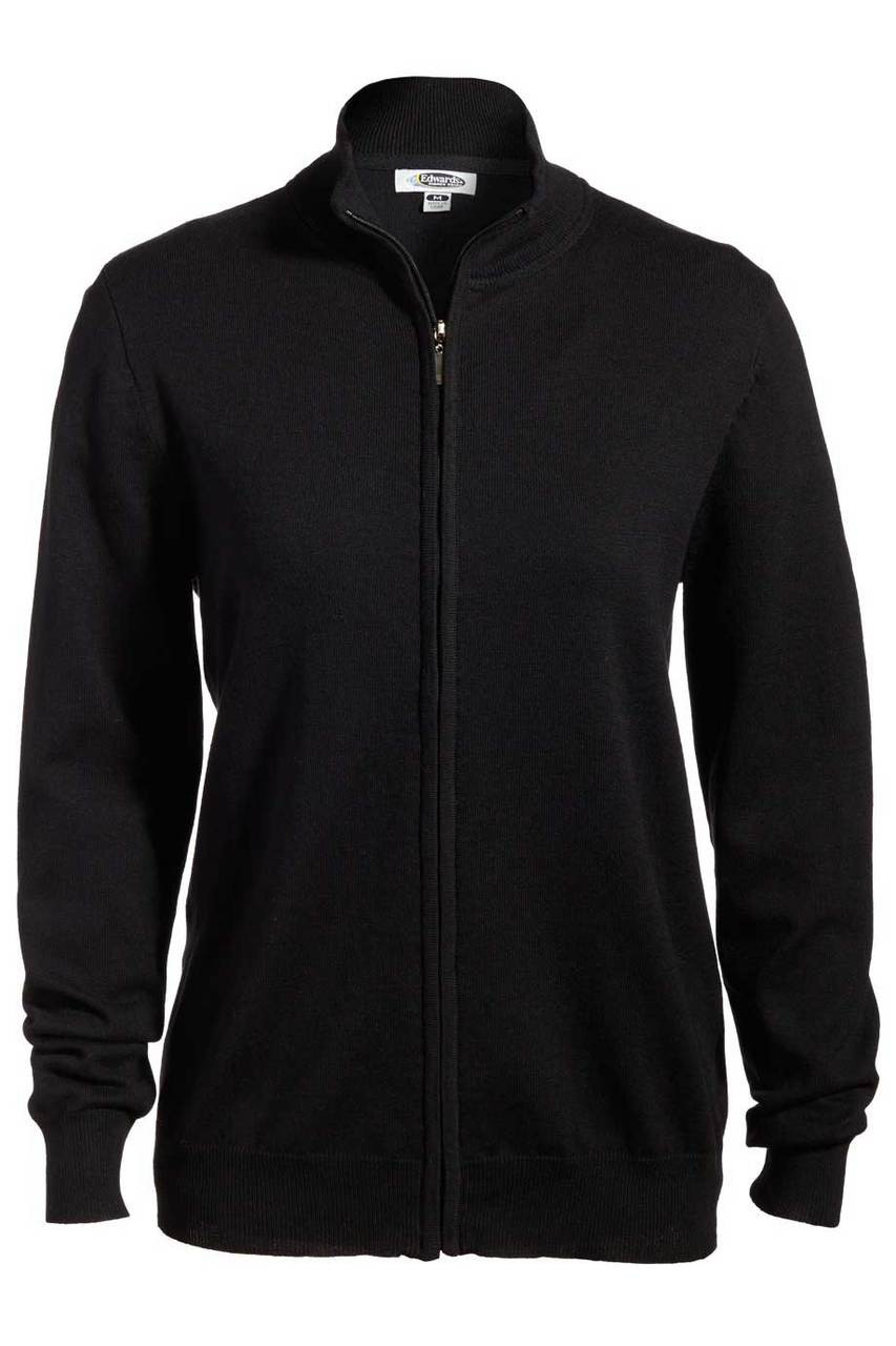 Women's Full Zip Cardigan Sweater