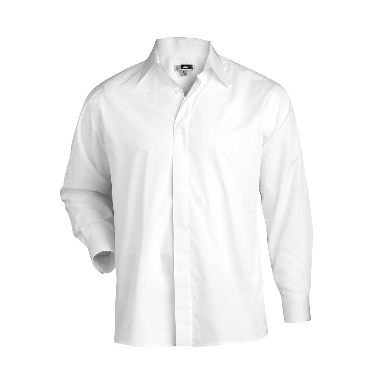 Easy Care Server Shirt - White