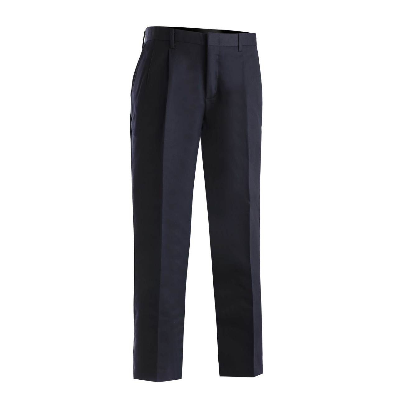 Men's Pleated Front Chino Pants