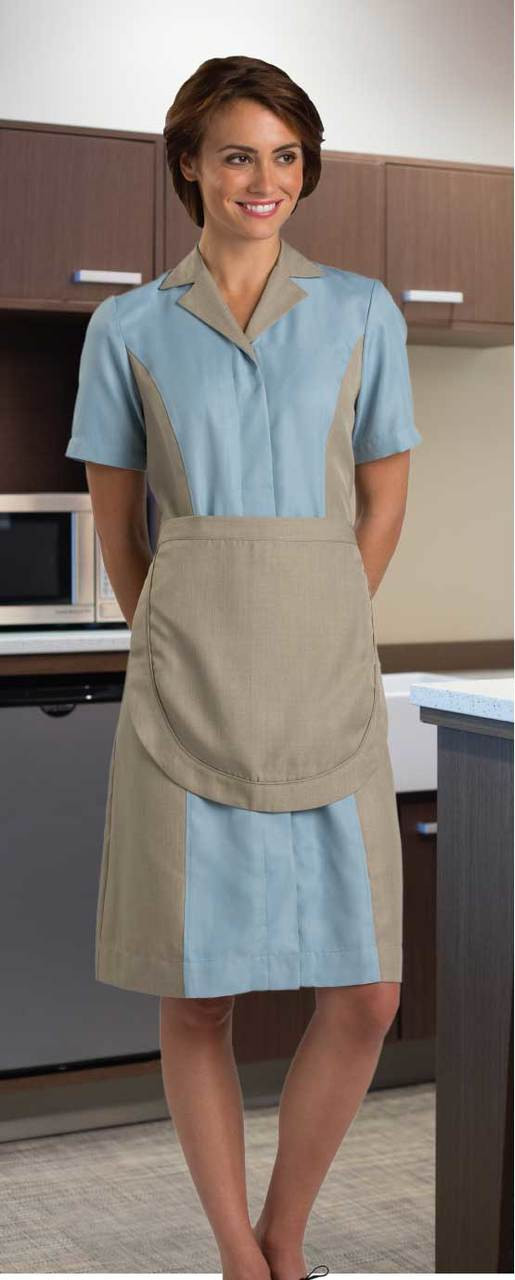 Hotel Maid Uniform Dress