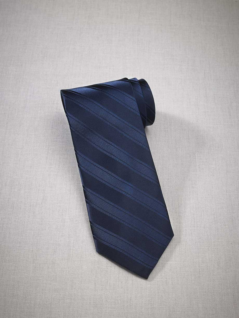 Striped Uniform Tie