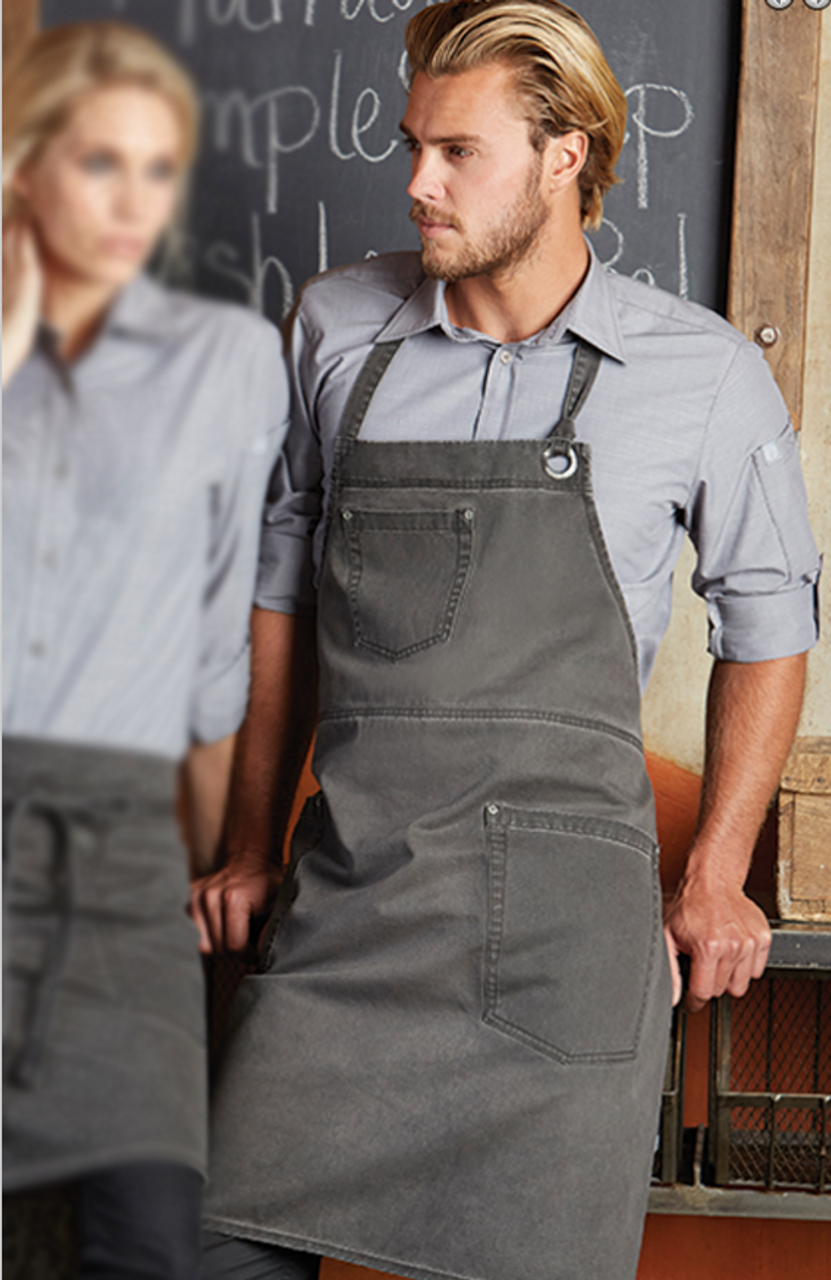 Dorset Bib Apron | Fresh Urban Look