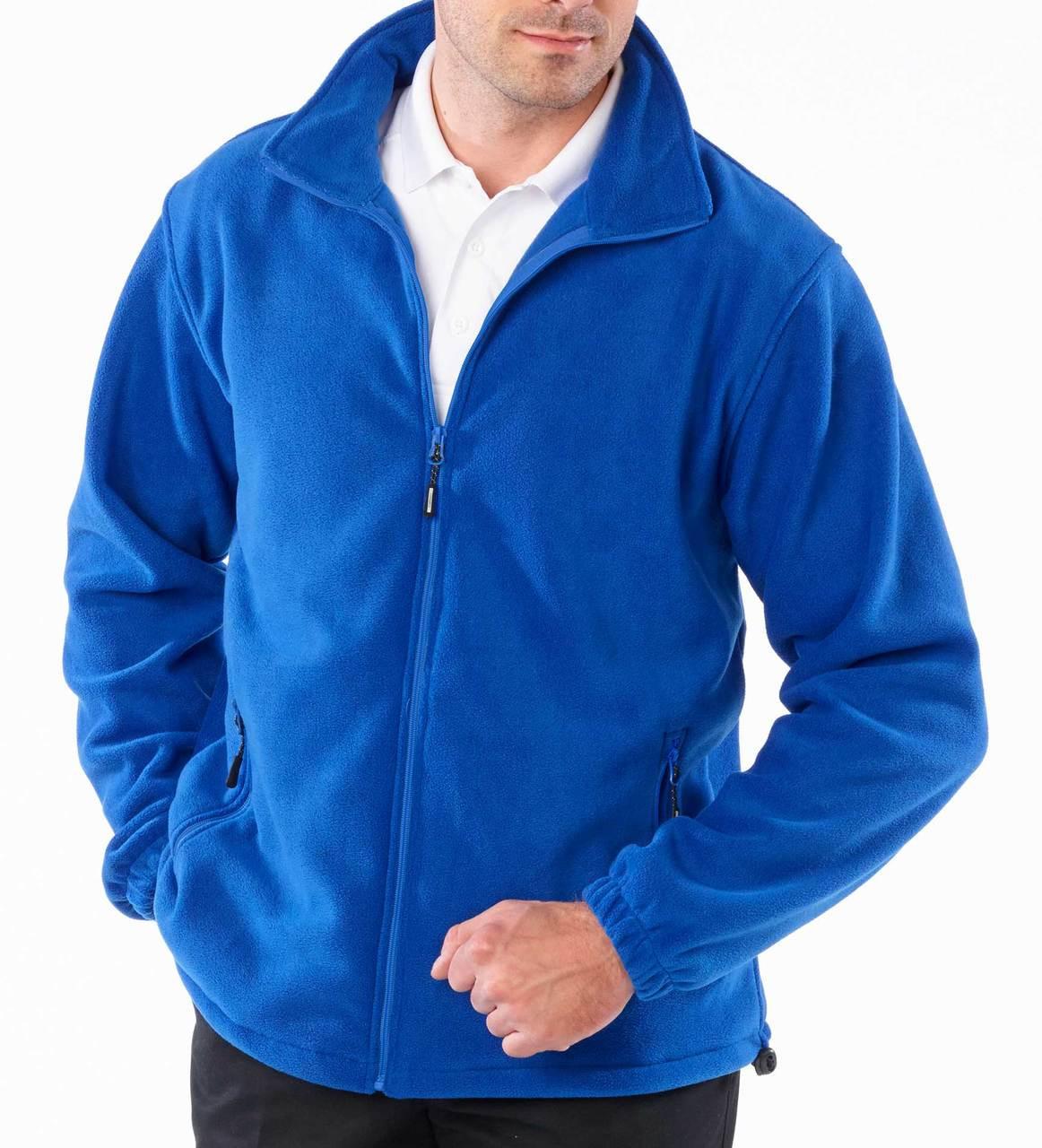 Microfleece Staff Jacket