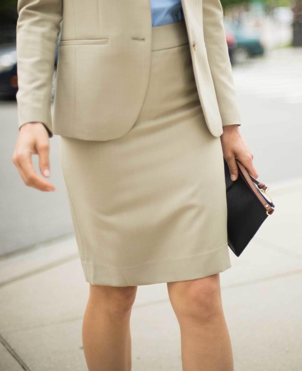 Hotel Business Uniform Skirt